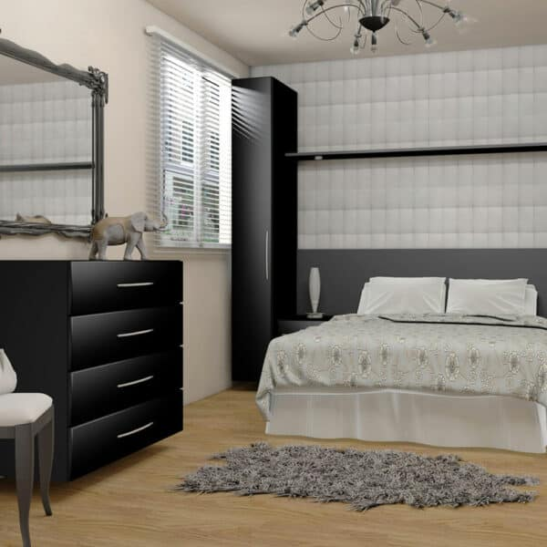 3D architectural visualisation of interior